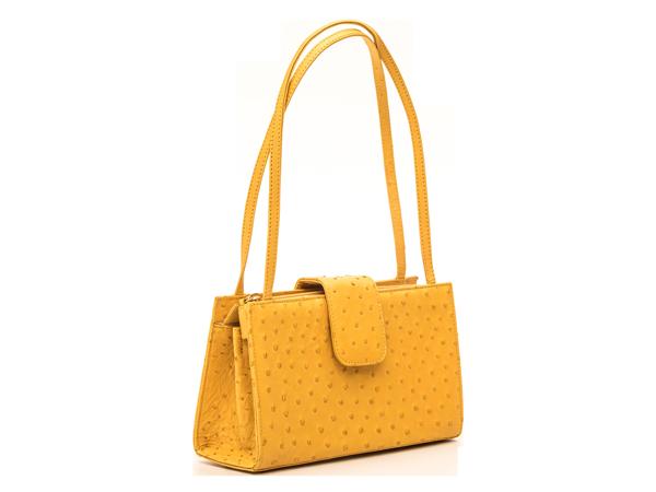 Ostrich Leather Handbags